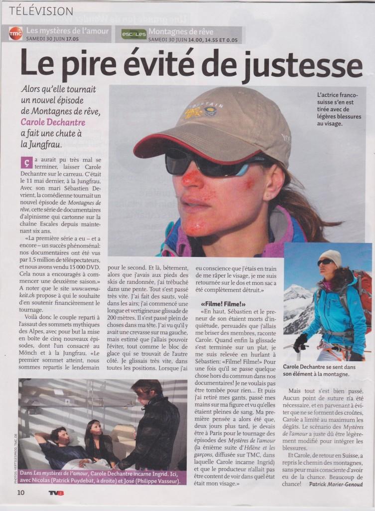 TV8 juin 2012