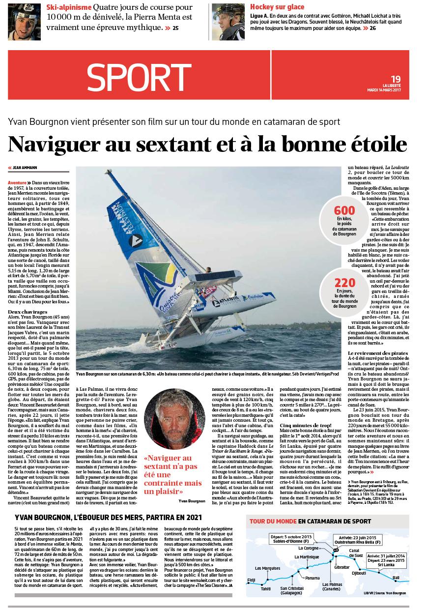 article La Liberte14.03.2017