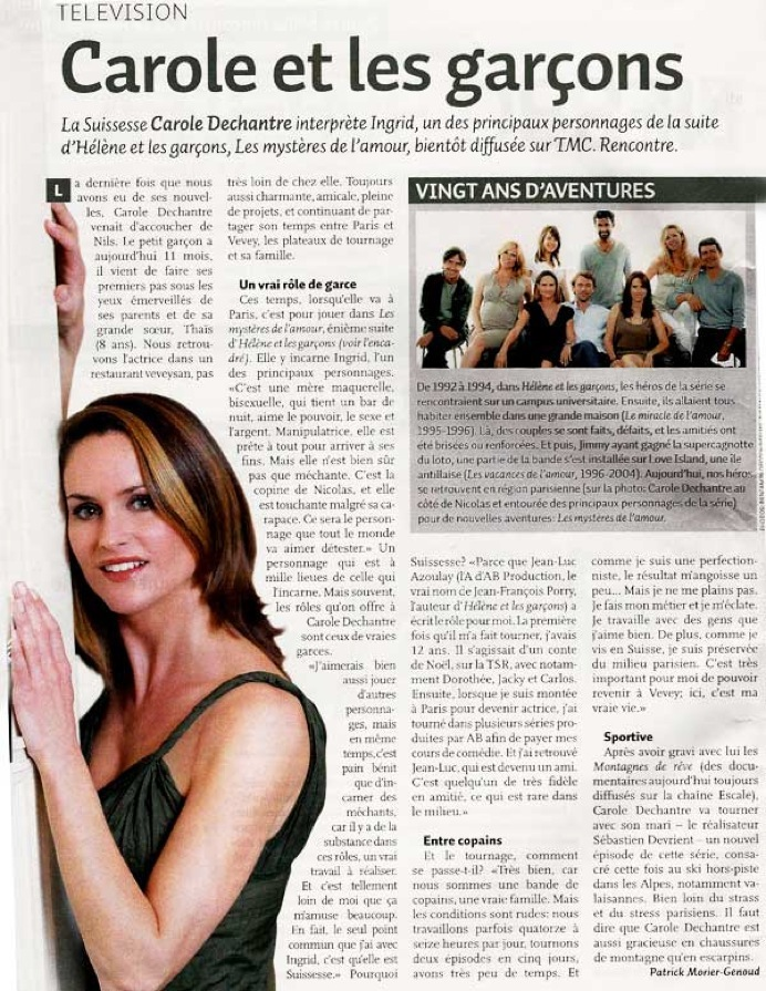 carole-TV8-2010